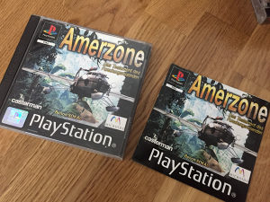 Amerzone ps1