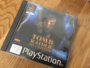 Tomb rider chronik ps1