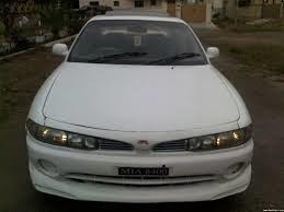 Branik P Mitsubishi Galant 1993 - 1997 NOV karambolka