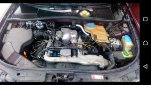 MOTOR AUDI A6 2.5 TDI 110 KW