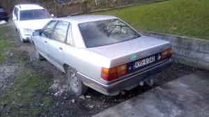 Audi 100 2.3 benzin-plin automatik za dijelove