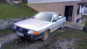 Audi 100 2.3 plin stranac