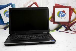 """Laptop Dell E6540 15,6"""";Core i5-4310M;4GB RAM; 320 HDD"""