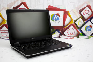 "Laptop Dell E6540 15,6"";Core i5-4310M;8GB RAM; 256 SSD"