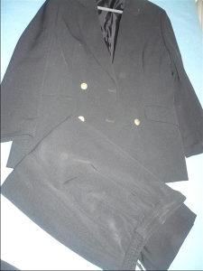 Ženski komplet sako i hlače