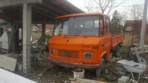 Mercedes 608 Nije kiper