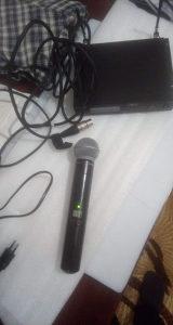 Mikrofon Shure slx4