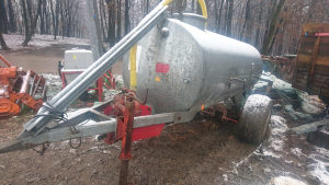 Cisterna za osoku
