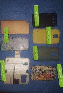 Gel maska Samsung S5 S3 mini Xperia E5 LG G2 Core 2 Htc Sensation xl