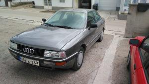 Audi 90 quattro 2,3e plin atestiran