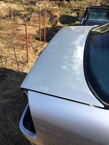 Mercedes c klasa gepek