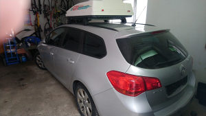 Opel Astra Sports Tourer - Dizel