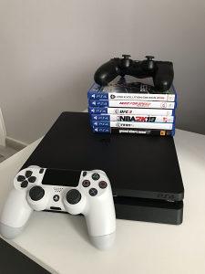 PlayStation 4 PS4 500GB SA TOP IGRAMA