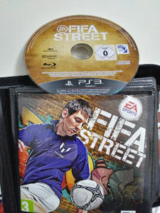 Fifa strett ps3 playstation 3 igre igrice