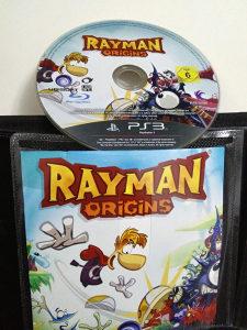 Rayman origins ps3 playstation3 igre igrice