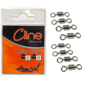 Cline Rolling swivel size 4
