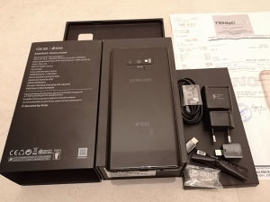Samsung NOTE 9 64GB DUOS- KAO NOV-2GOD.GARANCIJA- GALAX