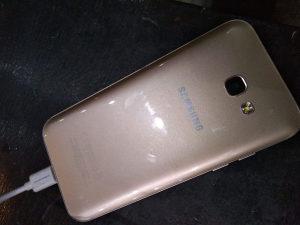 Samsung a5 gold 2017