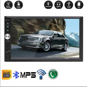"""2 DIN 7"""" Touchscreen Bluetooth MP3"""
