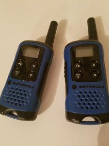 Motorola T141 walki talki