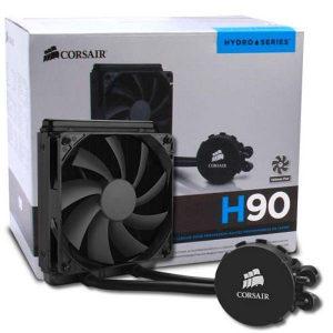 Vodeno hlađenje Corsair Cooling Hydro Series H90
