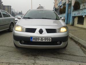 Renault Megan 1,5 dci  ; 2005.g. Registrovan , euro 4
