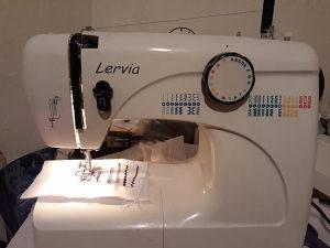 Mašina za sivenje sivaca Lervia