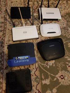 Wifi routeri modemi