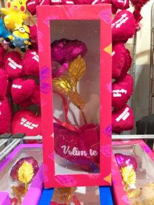 Pokloni za Valentinovo ruže