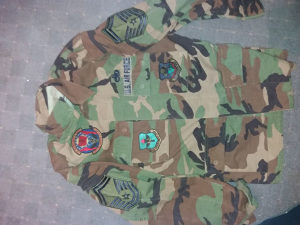 pilotska jakna USA