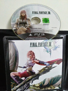 Final fantasy XIII 8 ps3 playstation 3 igre igrice