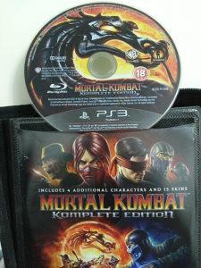 Mortal kombat ps3 playstation3 igre igrice