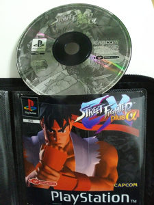 Street fighter ps1 playstation 1 igre igrice