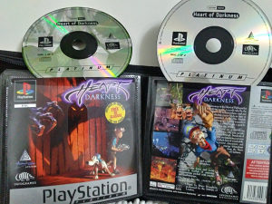 Heart of darkness ps1 playstation 1 igre igrice