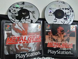 Metal gear solid ps1 playstation 1 igre igrice original