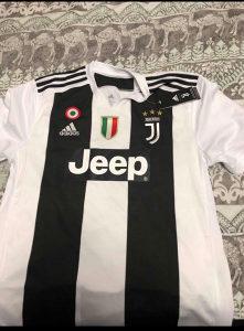 Dres Ronaldo Juventus Cr7