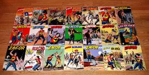 Zagor 60 stripova