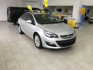 Opel Astra J 1.4 turbo 140KS AT6 automatik