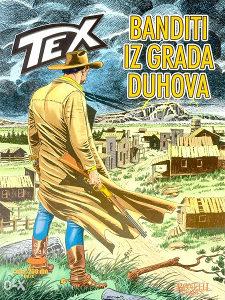 Tex 39 - Banditi iz grada duhova