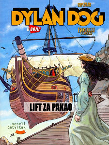 Dylan Dog 41 - Lift za pakao