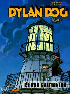 Dylan Dog 42 - Čuvar svetionika