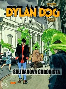 Dylan Dog 44 - Salivanova čudovišta