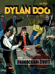 Dylan Dog 45 - Prokockani životi