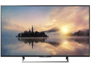"SONY 49XE7005 LED 49"", Ultra HD 4K, HDR, Linux, Crni"