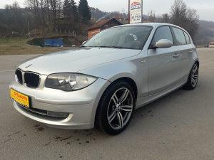 BMW 118 D 2.0 105 KW 2007 G.P FACELIFT