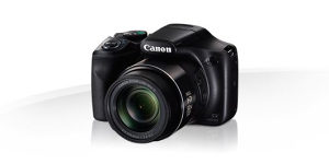 CANON digitalni fotoaparat PS SX540HS BK
