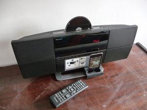 Pioneer X-SMC5-k internet radio bluetooth radio