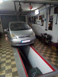 Izdajem garazu
