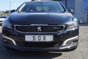 Peugeot 508 1.6 hdi