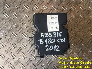 ABS pumpa Mercedes B klasa 2012. A0084319212